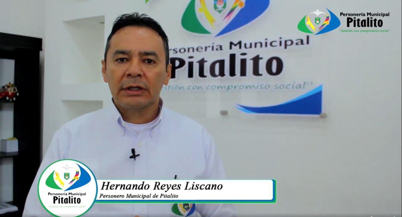 Invitación Veeduría Salud Pitalito