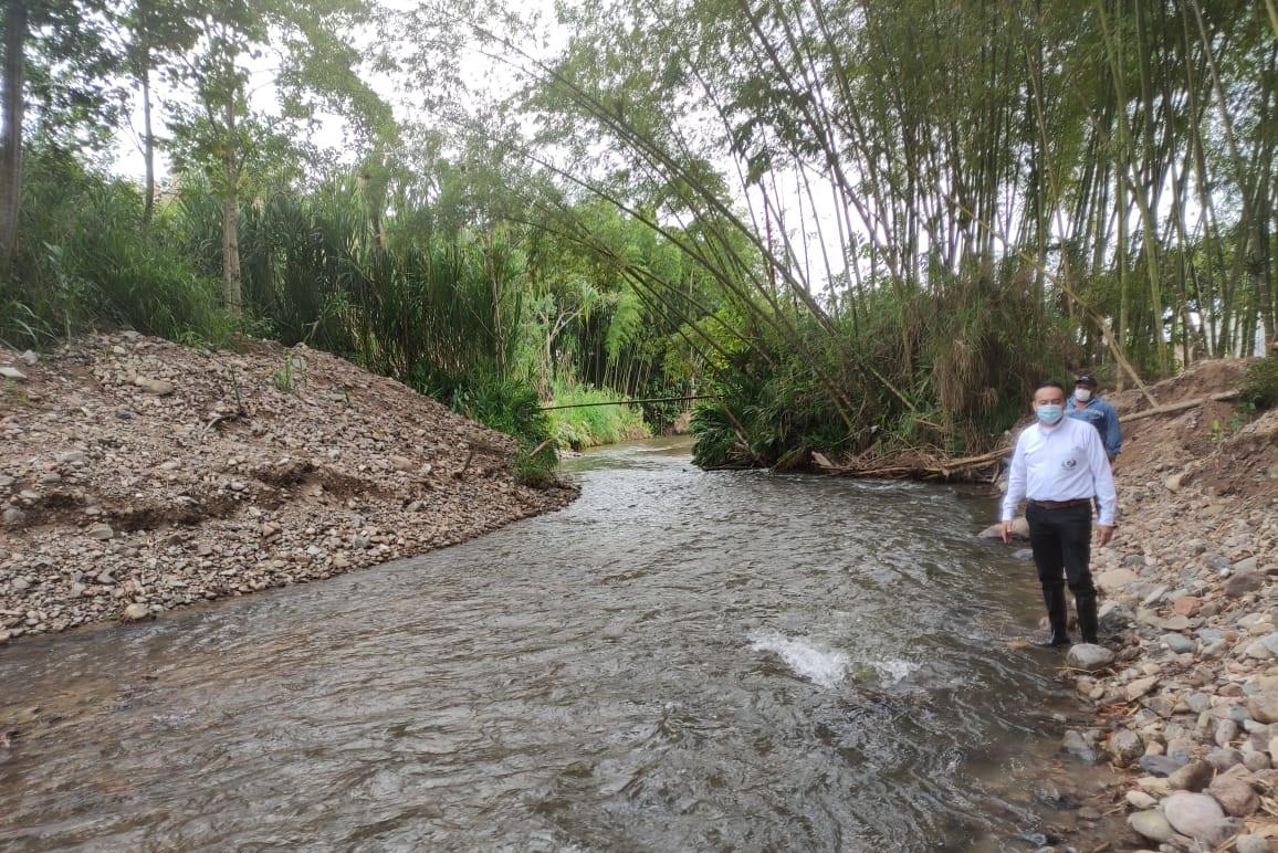 Respecto al agua potable en Pitalito