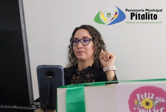 Día Mujer personeria municipal de pitalito